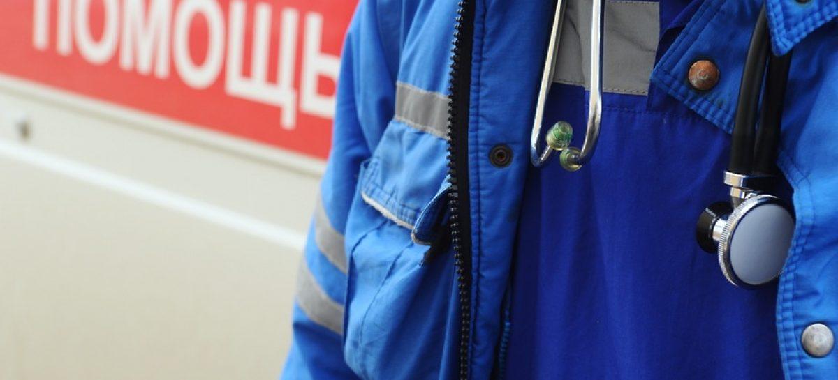 Несколько человек пострадали в результате аварии в Шаховской