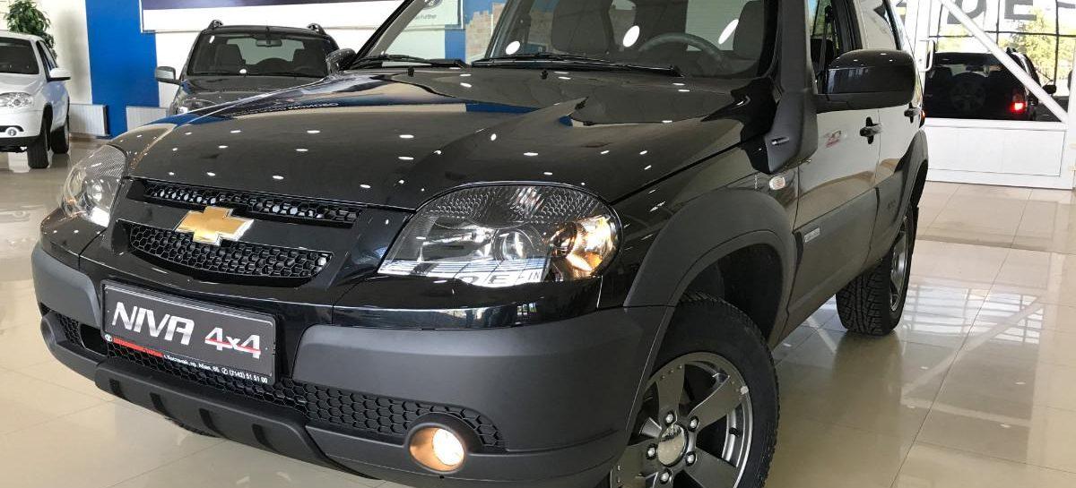 Выгодная покупка Chevrolet NIVA продлевается на весь июнь