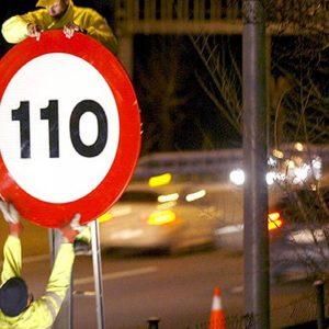 На скоростных магистралях планируют повысить разрешенную скорость до 130 км/ч