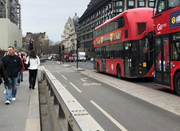 Нам-то еще хорошо! А в Лондоне вводят ограничение скорости 24 км/ч