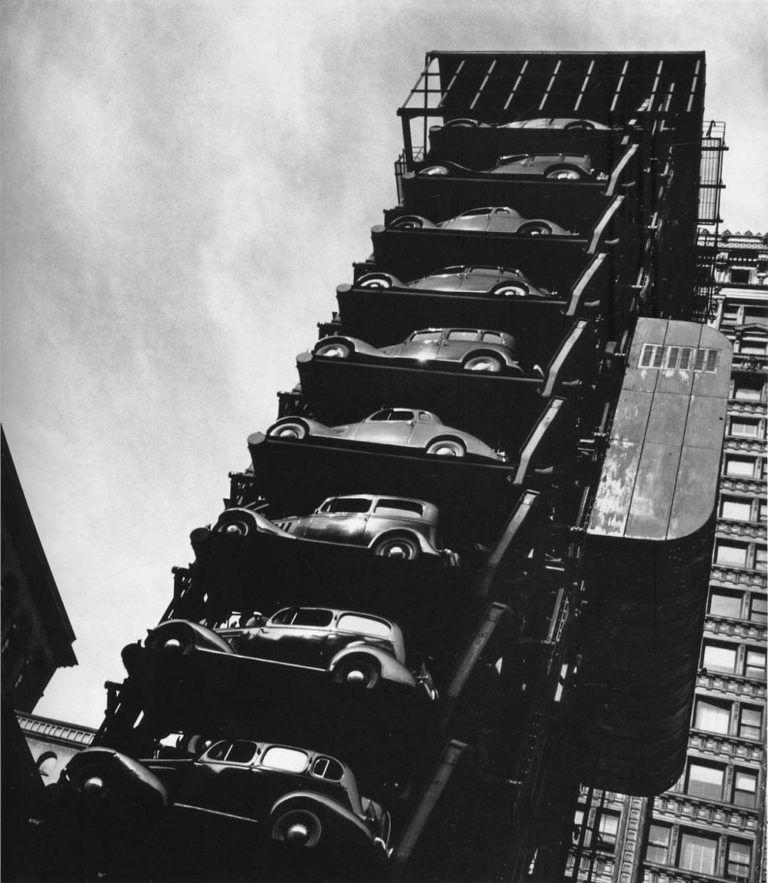 парковка Чикаго