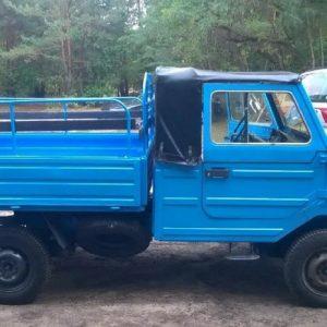 В Польше появилось объявление о продаже редкого ЛуАЗ-13021
