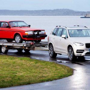 Хозяева Volvo могут отбуксировать свой автомобиль до дилерского центра абсолютно бесплатно