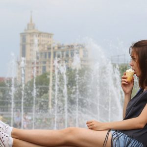 Рекордная жара ждет Москву 9 июня