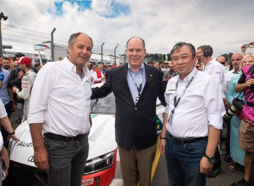 Hankook и DTM официально продлили партнерство до 2023 года