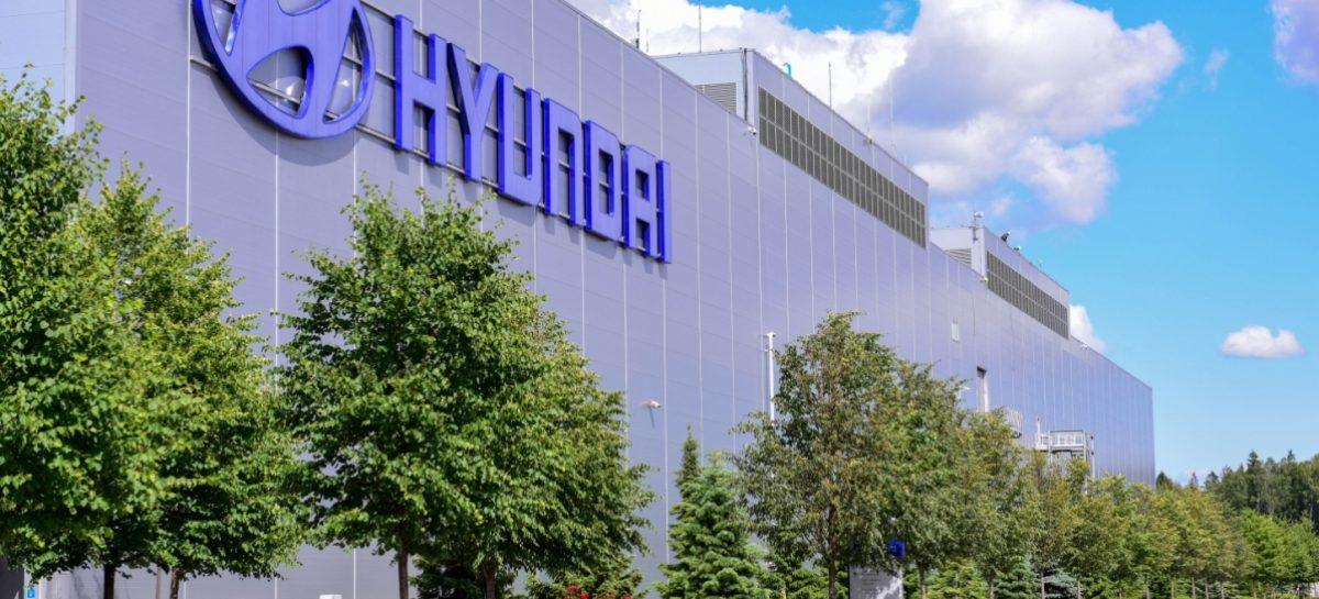 Hyundai Motor рассказал об итогах работы российского завода в первом полугодии 2019 года