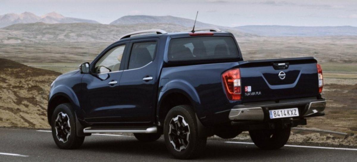 Обновленная версия Nissan Navara возвращается в Украину
