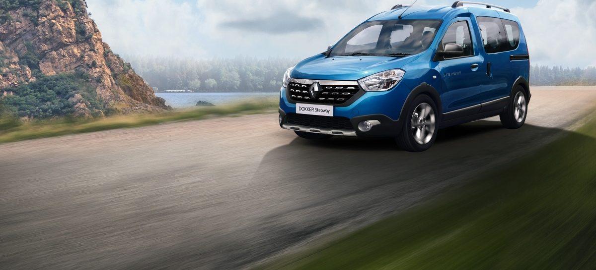 Стартовали продажи нового Renault Dokker Stepway
