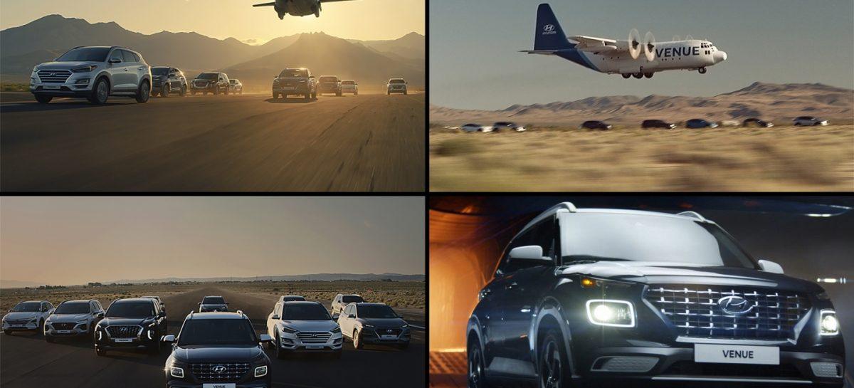 Hyundai Motor разместила на YouTube видеоролик, посвященный выходу нового кроссовера Venue
