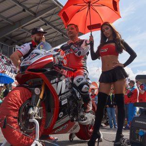 4 этап международного Чемпионата по мотогонкам RSBK