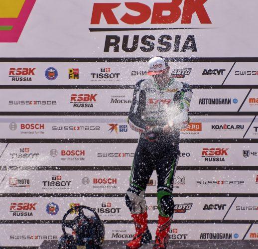 Чемпионат России по шоссейно-кольцевым мотогонкам. 21 июля 2019 RSBK