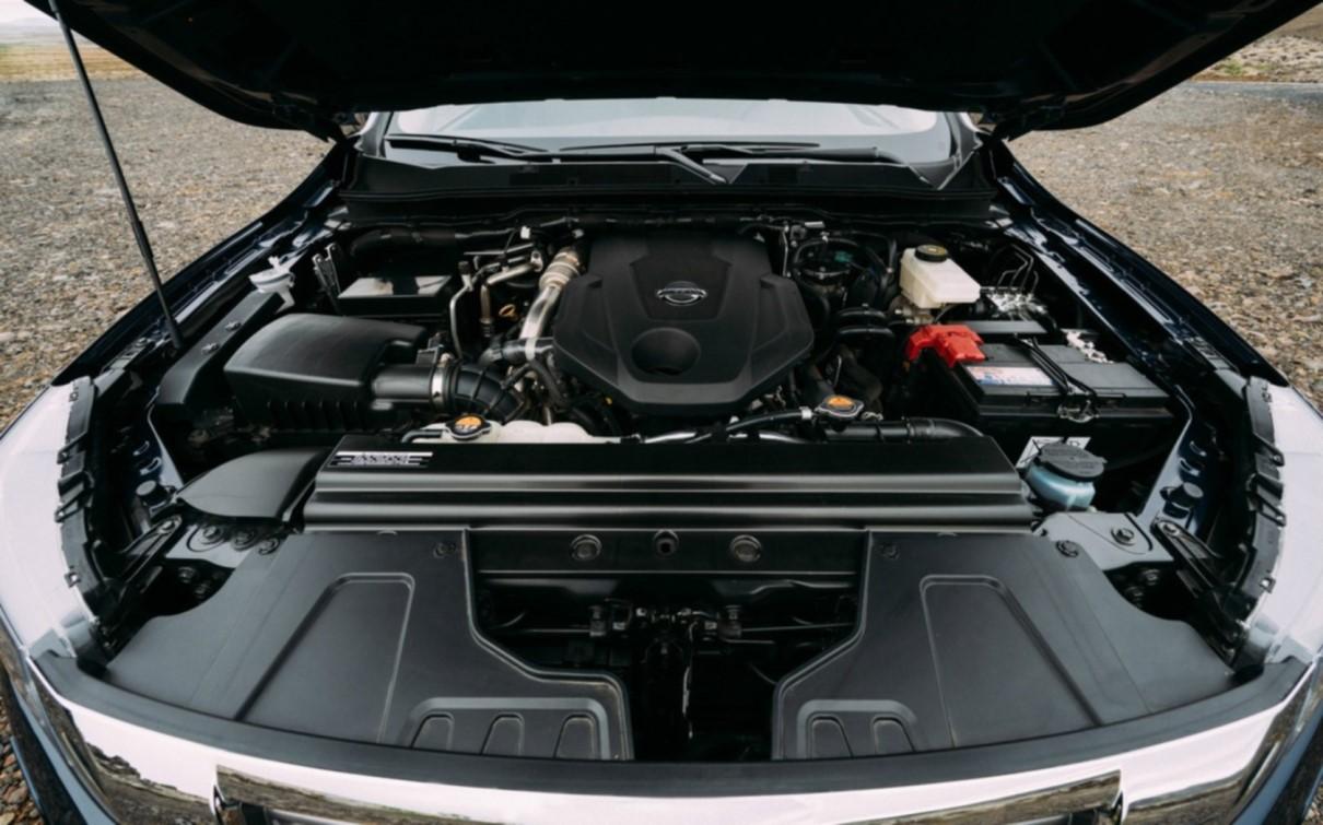 Nissan Navara двигатель