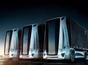 «Студия Лебедева» разработала дизайн беспилотного тягача «Грузовикус»