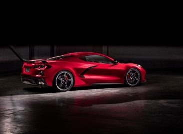 Chevrolet представляет первый в истории среднемоторный Сorvette