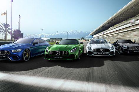 Mercedes-AMG Experience стартует на «Сочи Автодром»