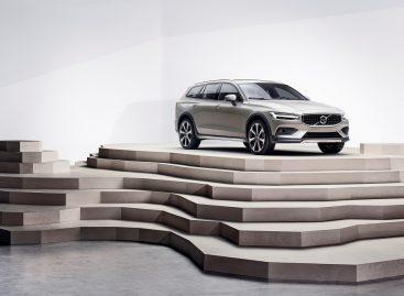 V60 Cross Country скоро появится у всех дилеров Volvo Cars