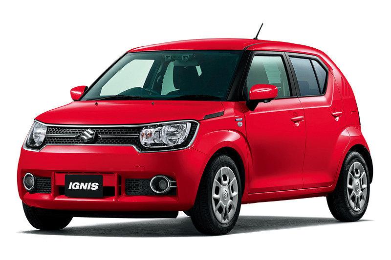 Suzuki Ignis Limited