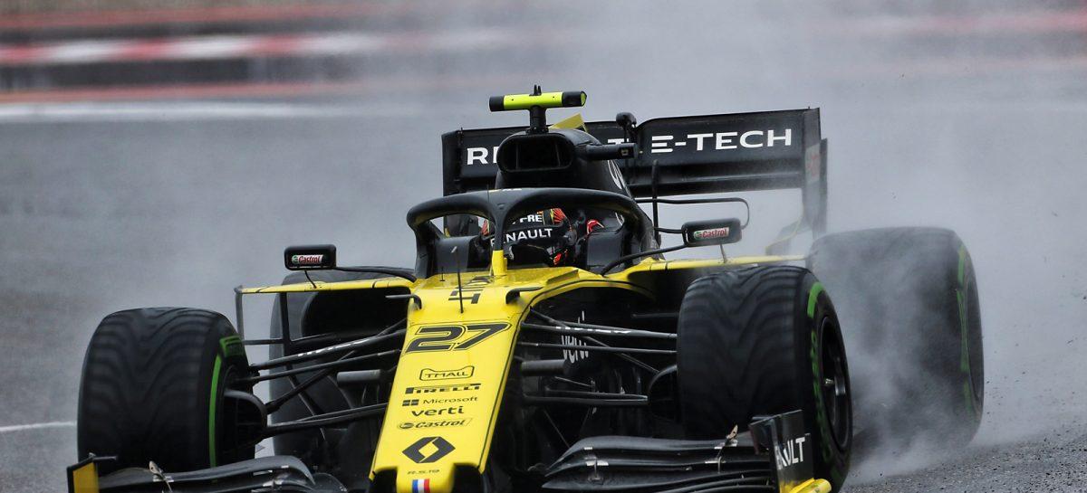 Renault F1 Team испытала жестокое разочарование на Гран-при Германии