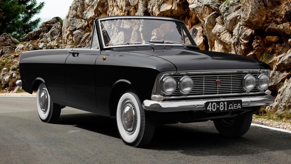АЗЛК «Москвич 408 Турист» 1964