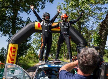 Экипаж Алексея Лукьянюка и Алексея Арнаутова выиграли ралли в Польше