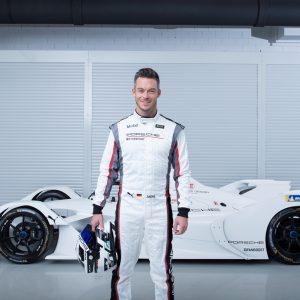 Вторым пилотом команды Porsche в Формуле E назначен немец Андрэ Лоттерер