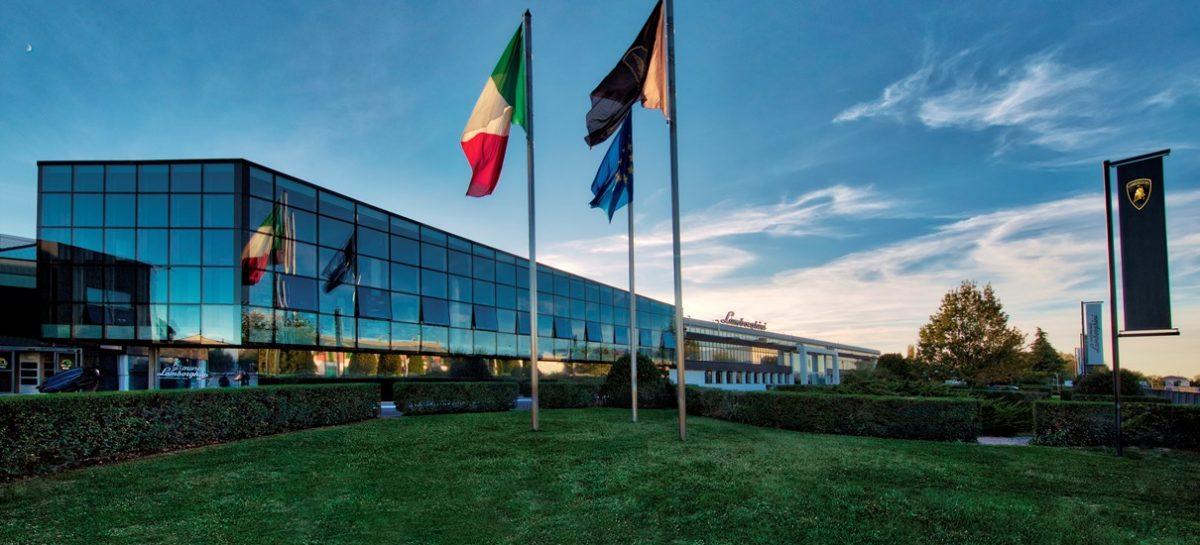 Automobili Lamborghini показывает рекордный рост продаж в первом полугодии 2019 года