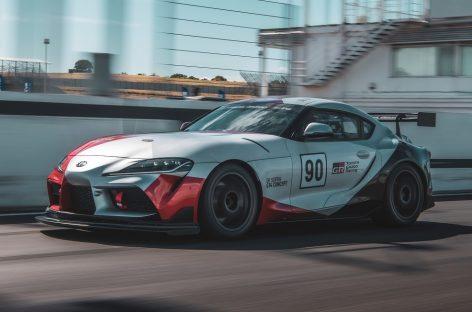Впервые новую Toyota Supra на RDS GP представят на 4-м этапе Российской дрифт-серии