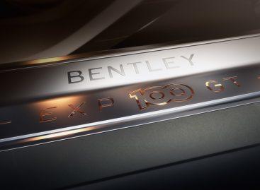 Bentley Motors представит миру будущее класса Gran Turismo в день 100-летнего юбилея