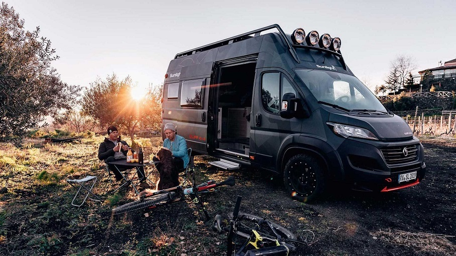 Cliff 4х4 Adventure Van