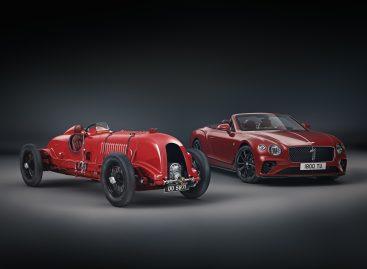 Bentley Continental GT Convertible Number 1 Edition – новая лимитированная серия