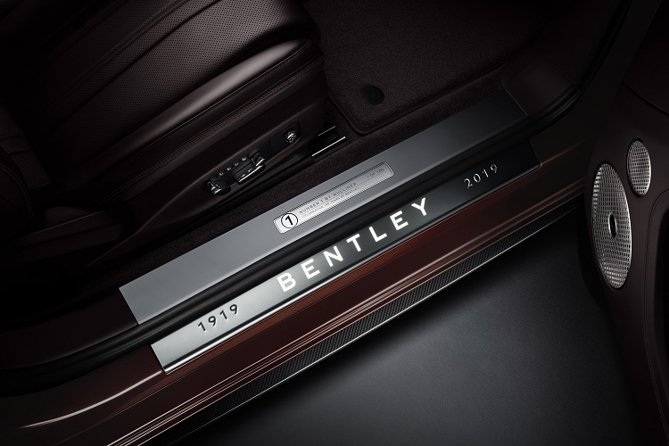 Continental GT Convertible Number 1 Edition by Mulliner (10)