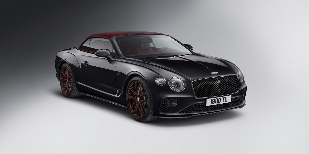 Continental GT Convertible Number 1 Edition by Mulliner (6)