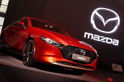 Почему на российском рынке остановлены продажи Mazda3