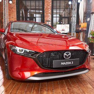 Mazda получила шесть наград IIHS Top Safety Pick+