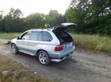 Катание на капоте BMW X5 закончилось смертью женщины