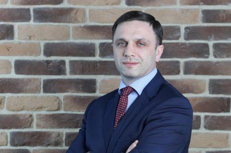 Дмитрий Молоканов назначен генеральным директором Мишлен в Восточно-Европейском регионе