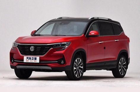 Dongfeng запустил в продажу дешевый аналог Renault Koleos