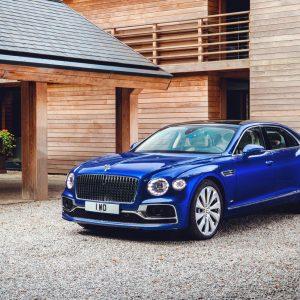Эксклюзивный Bentley Flying Spur First Edition продадут на благотворительном аукционе
