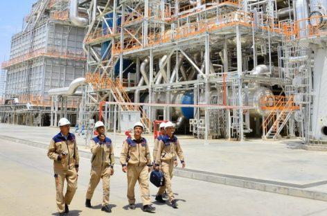 Завод в Туркмении по производству высокоэкологичного бензина вошел в Книгу рекордов Гиннесса