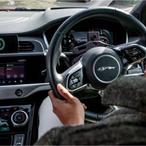 Jaguar Land Rover представит технологию, которая поможет улучшить самочувствие водителя