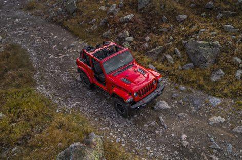 Компания Jeep презентовала внедорожник Wrangler 4-го поколения