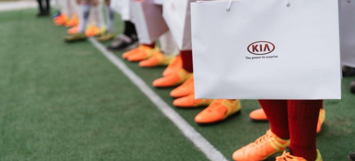 KIA Motors выступит в качестве партнера футбольного турнира «Всемирные игры победителей»