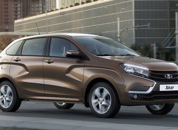 АвтоВАЗ объявил о розыгрыше Lada XRay Cross