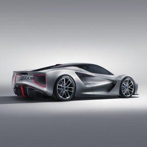 Lotus Evija серийный электрокар с мощностью 2000л.с.