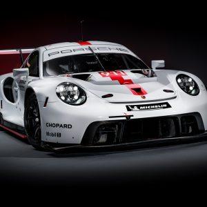 Новый Porsche 911 RSR готовится отстаивать титул чемпиона мира