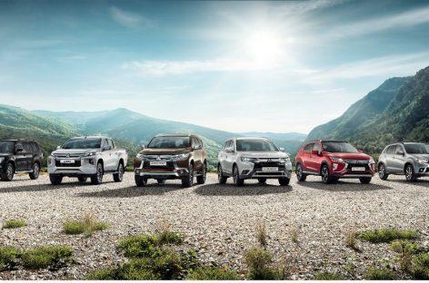 Mitsubishi объявила итоги продаж автомобилей за первое полугодие 2019 года