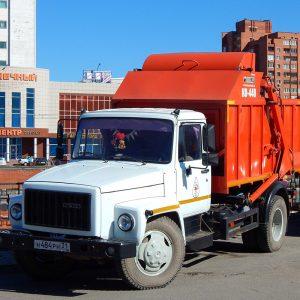 Минфин России подарит Сьерра-Леоне 200 мусоровозов ГАЗ-3309