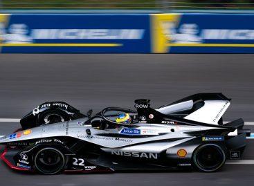 Nissan e.dams выходит на две заключительные гонки сезона Формулы Е после трех подиумов подряд