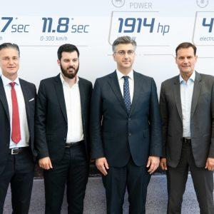 Hyundai Motor Group и Rimac подчеркнули важность стратегического партнерства