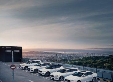 Российские продажи Volvo Cars выросли в первом полугодии на 24,9%, в июне – на 11,8%